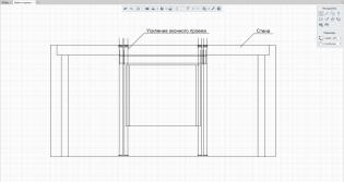 Рис. 11.2 Принадлежность стене арматуры оконных и дверных проемов