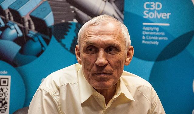 Николай Голованов, руководитель разработки C3D Labs Фото: Стимул