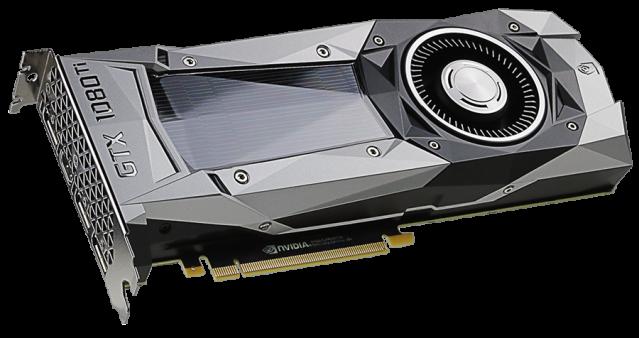 Видеокарта GEFORCE GTX 1080Ti от NVIDIA