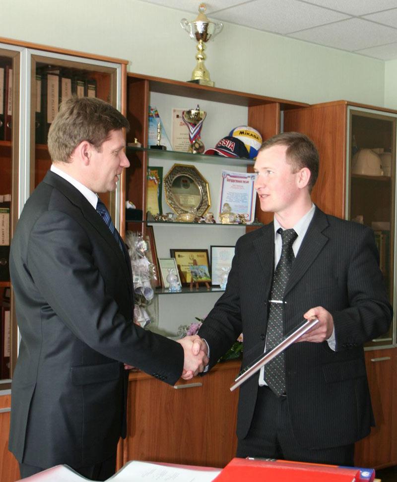 Вячеслав Попков, директор по