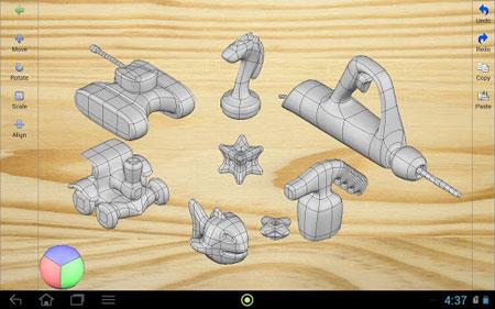 3d моделирование на андроид - фото 8
