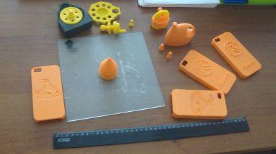Смоделировано в КОМПАС-3D и изготовлено на PICASO 3D Designer