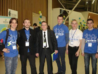 Команда из Белоруссии