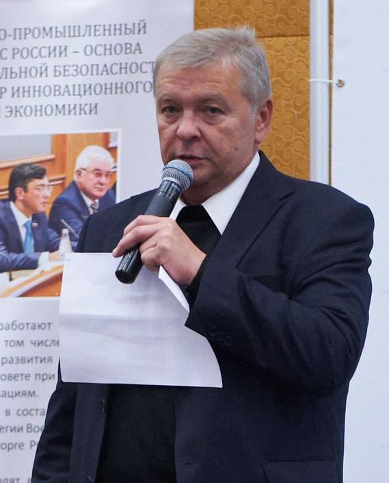 Андрей Быков, председатель Совета директоров ADEM