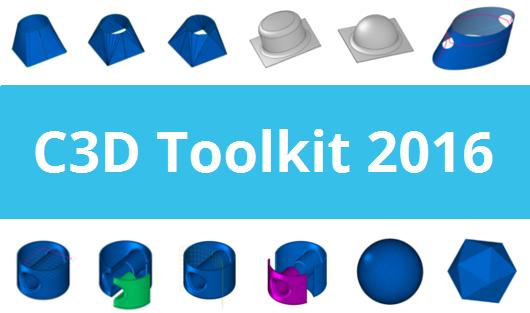 C3D Toolkit 2016