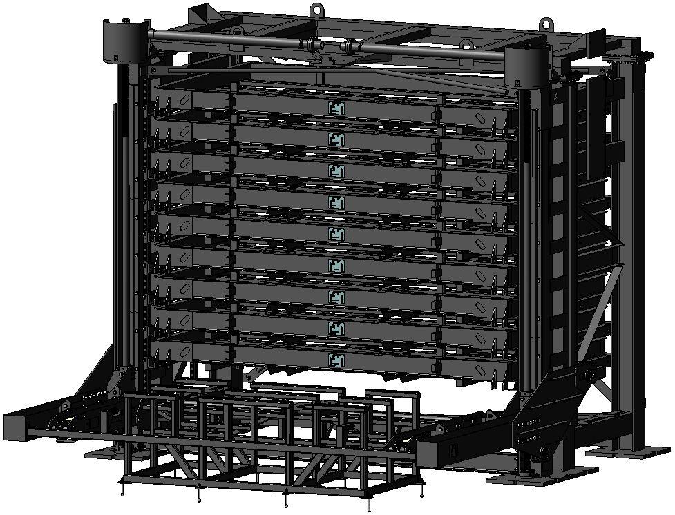 10347.0011.00.00.000 СБ - СМЛ-10 Склад механический листовой (ООО «Завод Электросевкавмонтажиндустрия»)