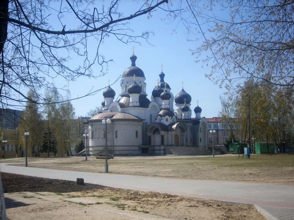 Очень распространённые в России, для Барановичи, Церковь Алек…
