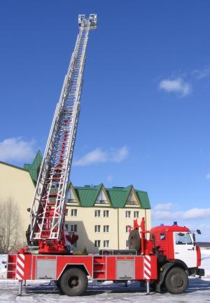 101-103) Инновации и САПР.  Проектирование пожарной техники в КОМПАС-3D.